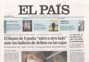 EXPOLIO DE LAS CAJAS