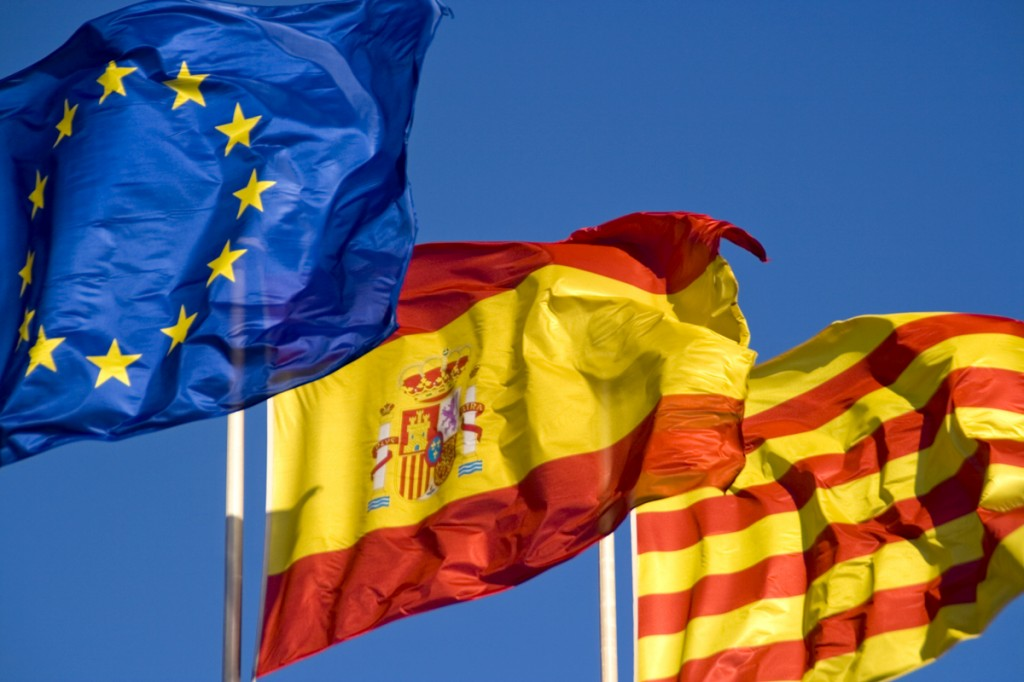 CATALUNYA, ESPAÑA Y EUROPA.