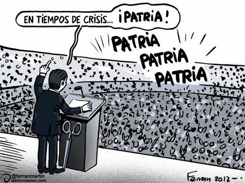 CRÍTICAS ACERCA DE LOS NACIONALISMOS.