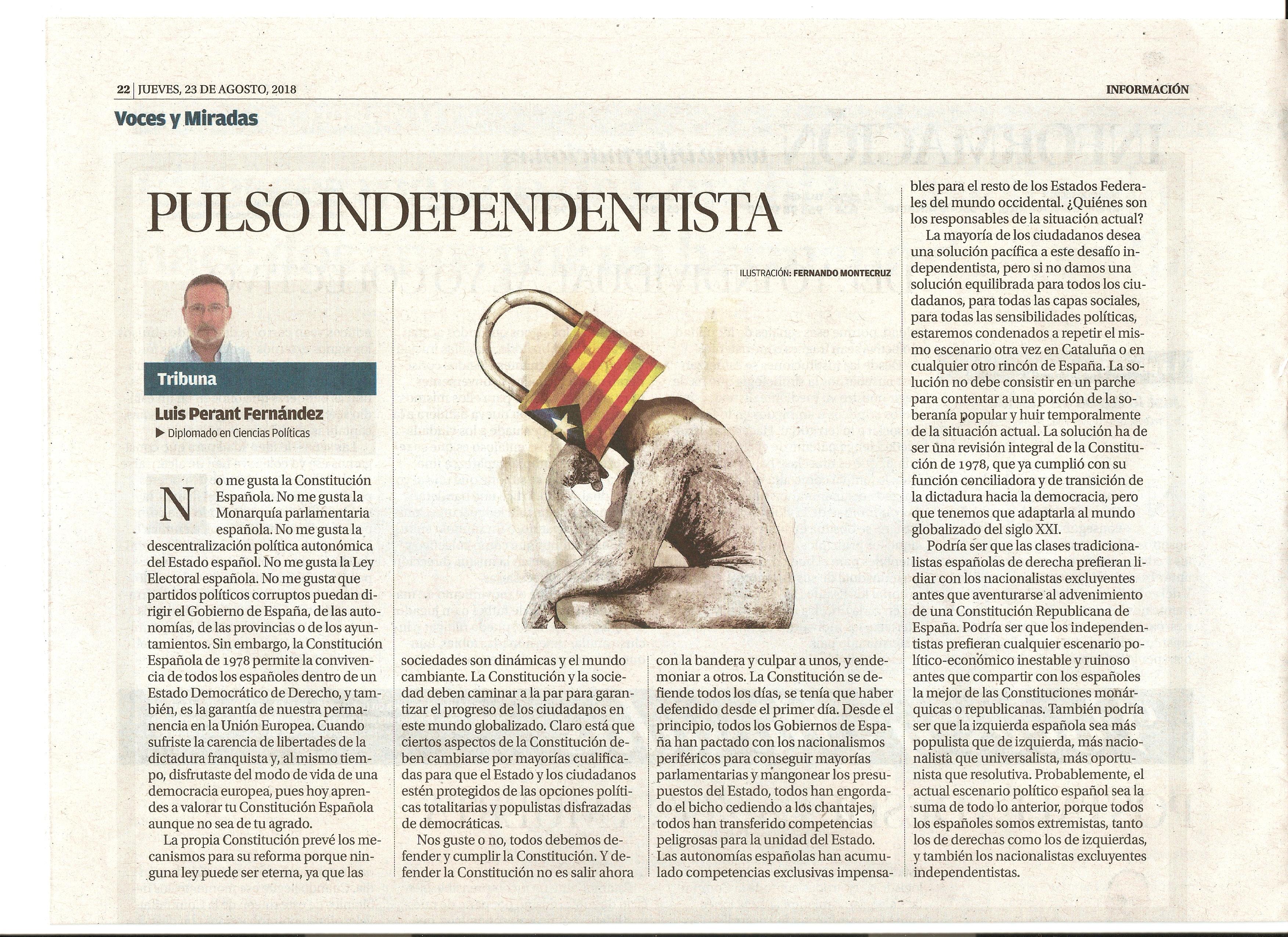 Pulso Independentista